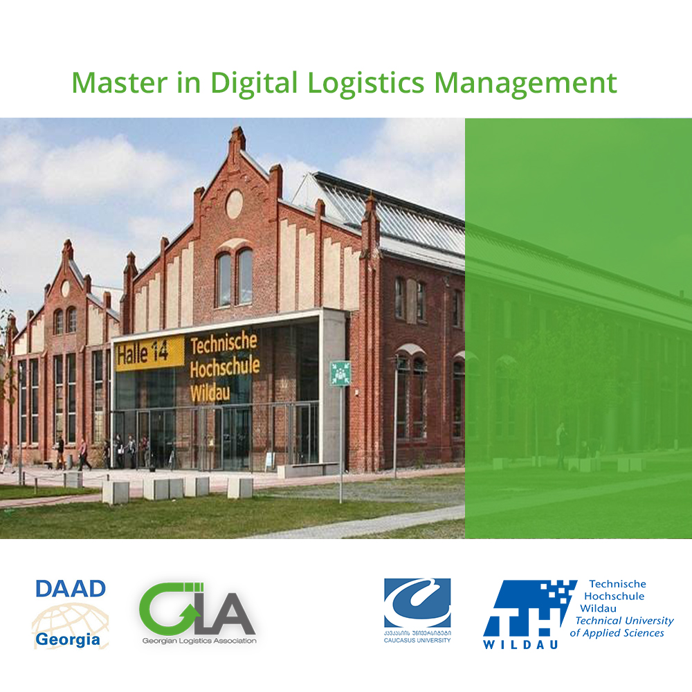 In cooperation with GLA international master's program in Digital Logistics Management is being launched